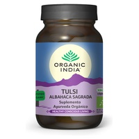Tulsi orgânico (manjericão sagrado)