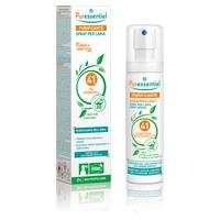 Spray disinfettante con 41 oli essenziali