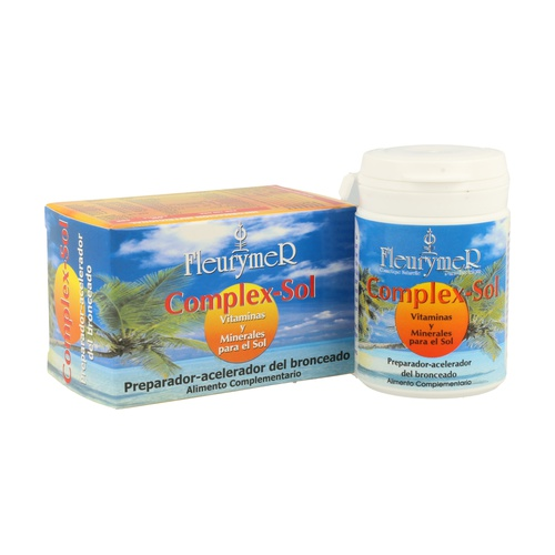 Complex Sol Vitaminas+Minerales Para El Sol