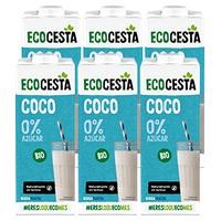 Boisson végétale à la noix de coco sans sucre avec calcium organique