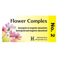 Flower Complex Nº 2 Indecision
