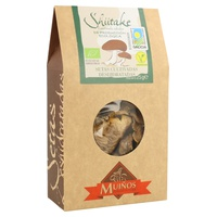Shiitake Organic Dried Mushrooms