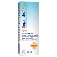 Higienizante de piel Bepanthol Plus Spray