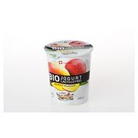 Yogur sin lactosa con Mango