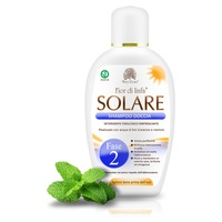 Fior di Linfa Solare Phase 2 - Shower Shampoo with Orange Blossom and Menthol