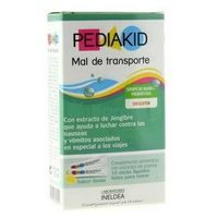 Pediakid: Motion sickness - case