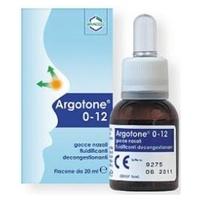 Solución nasal de argotona 0-12 (OTC)