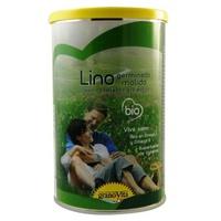 Lino Germinado Molido Bio  500 Gr de Granovita
