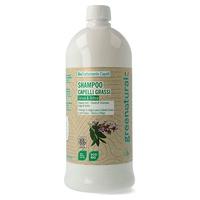 Shampoo anti-forfora salvia e ortica