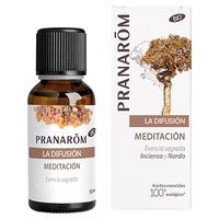 Aceite Esencial Meditación Difusión Bio (Esencia Sagrada Incienso y Nardo)