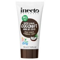 Kokosowy peeling do ciała z czystym organicznym olejem kokosowym