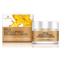 Crema Facial Dmae-Alpha Lipoico Vitamina C