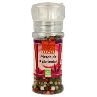 Pimienta Mezcla (4 Tipos)