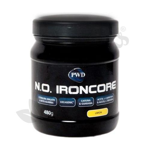 N.O. Ironcore Limón  480 Gr de Pwd