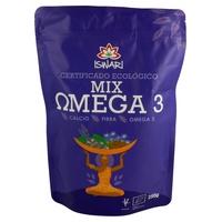 Mix Omega 3 Bio 250 gr de Iswari