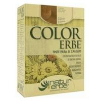 Tinte de Color Erbe Nº 22 Castaño Claro Ceniza Bio