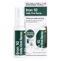 Iron 10 Hierro En Spray Oral