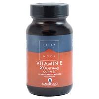 Complemento Vitamina E3 200ui