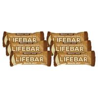 Pack Lifebar (Sabor Nueces del Brasil)
