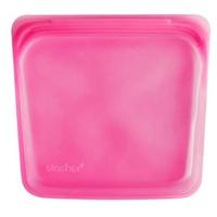 Platinum Silicone Bag M (Pink)