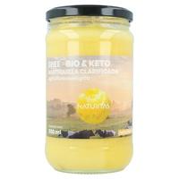 Ghee Clarified Butter Bio