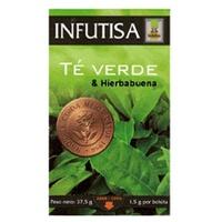 Te Verde Infusion Hierbabuena