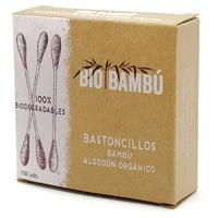 Bamboo and Organic Cotton Buds