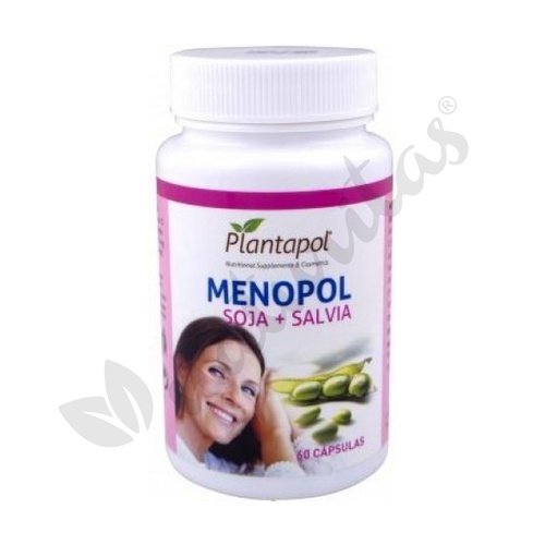 Menopol 60 cápsulas de Plantapol
