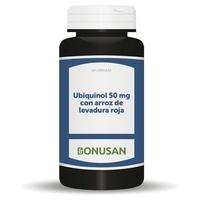 Ubiquinol Con Arroz De Levadura Roja 50 Mg