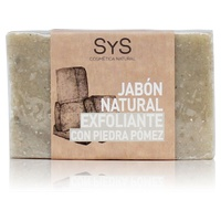 Natural Soap with Exfoliating Pumice Stone
