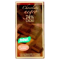 Sugar Free 74% Black Chocolate