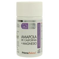 Amapola De California+Magnesio Microesferas