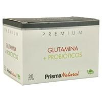 Glutamina y Probiótico