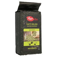 Cafè Verde 100% Robusta Molido BIO