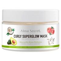 Maska do włosów Curly Superglow do włosów kręconych