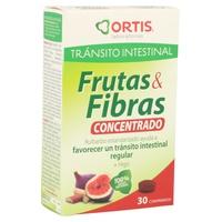 Frutas y Fibras Concentrado