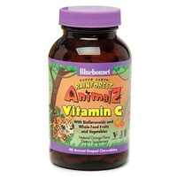 Super Earth Rainforest Animalz Vitamina C
