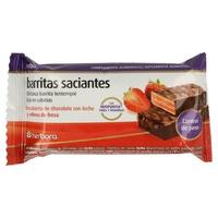 Barrita de Chocolate con Fresa Herbopuntia