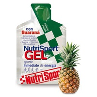 Gel with Guarana (Pineapple Flavor)