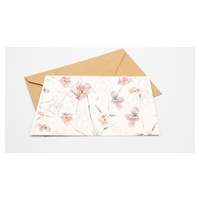 Carte postale Violeta Cor de Rosa-Produits en papier à planter