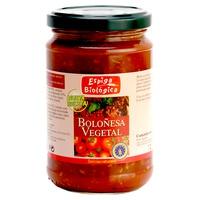 Salsa Boloñesa Vegetal Eco