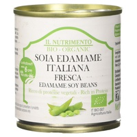Soja edamame italiana fresca