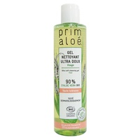 Ultra gentle cleansing jelly Aloe vera 90% BIO