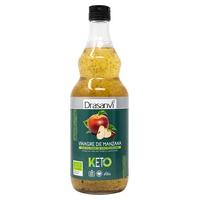 Niefiltrowany ocet jabłkowy bio keto
