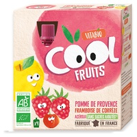 Cool Fruits Apple of Provence Raspberry Acerola