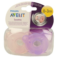 Philips Avent 2 Chupetes Soothies SCF194/02