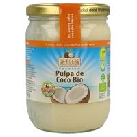 Manteca de Coco Bio