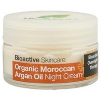 Crema Noche de Aceite Argán Marroquí Organico