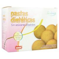 Pastas Dietéticas sin Azúcar
