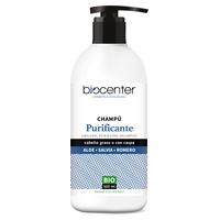 Bio purifying Aloe Salvia Rosemary shampoo